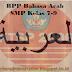 Download Rpp Bahasa Arab Kelas 8 Lengkap Kurikulum KTSP