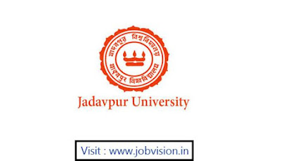 Jadavpur University Recruitment 2018