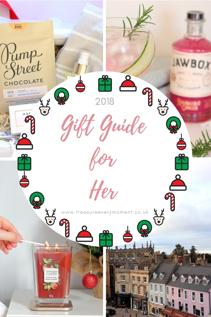 CHRISTMAS GIFT GUIDE: For Her 2018