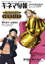 One Piece Película 13: Gold (2016)