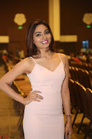 Aishwarya Devan in lovely Light Pink Sleeveless Gown 040.JPG
