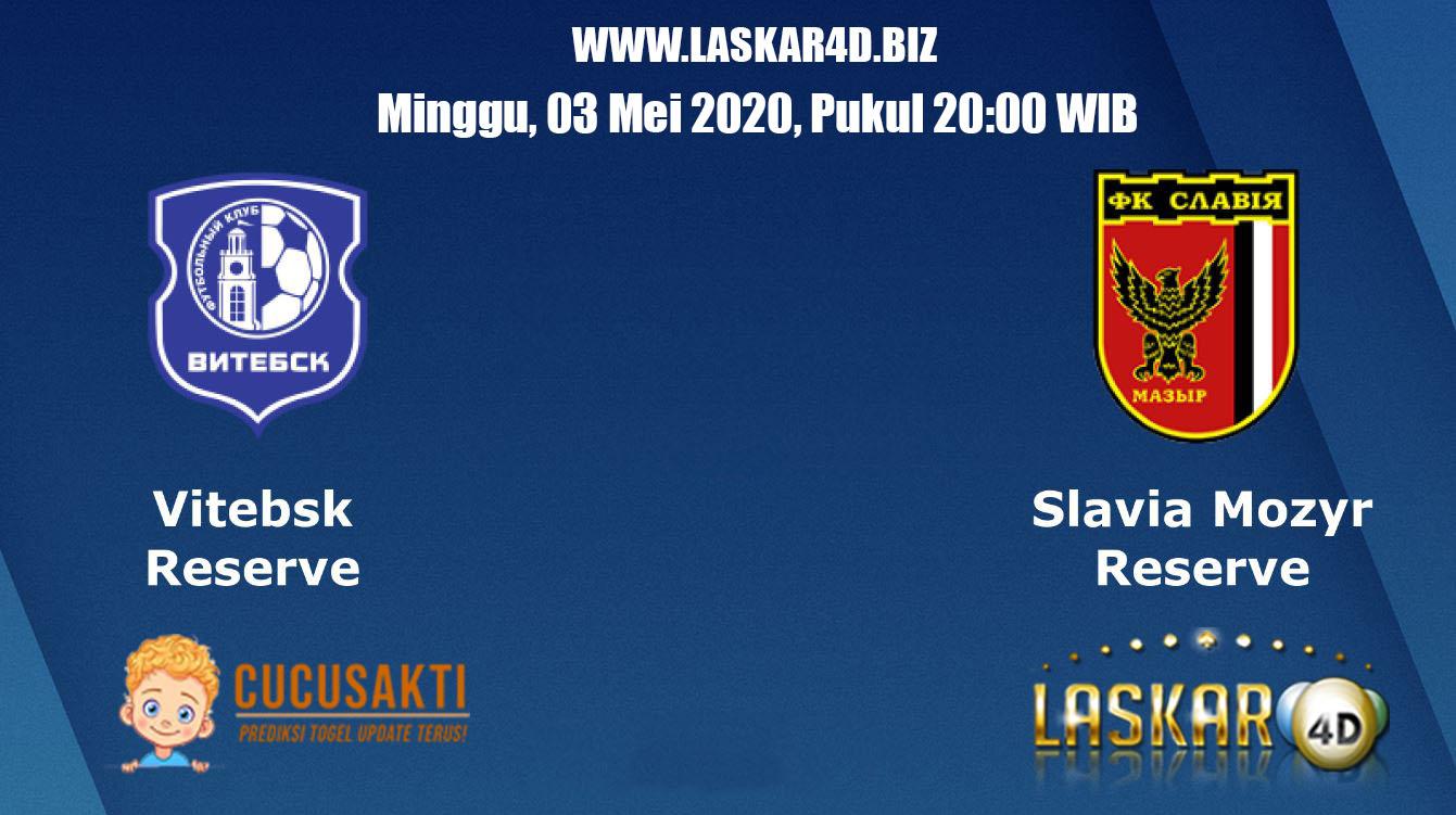 Prediksi Bola Vitebsk vs Slavia Mozyr 03 Mei 2020