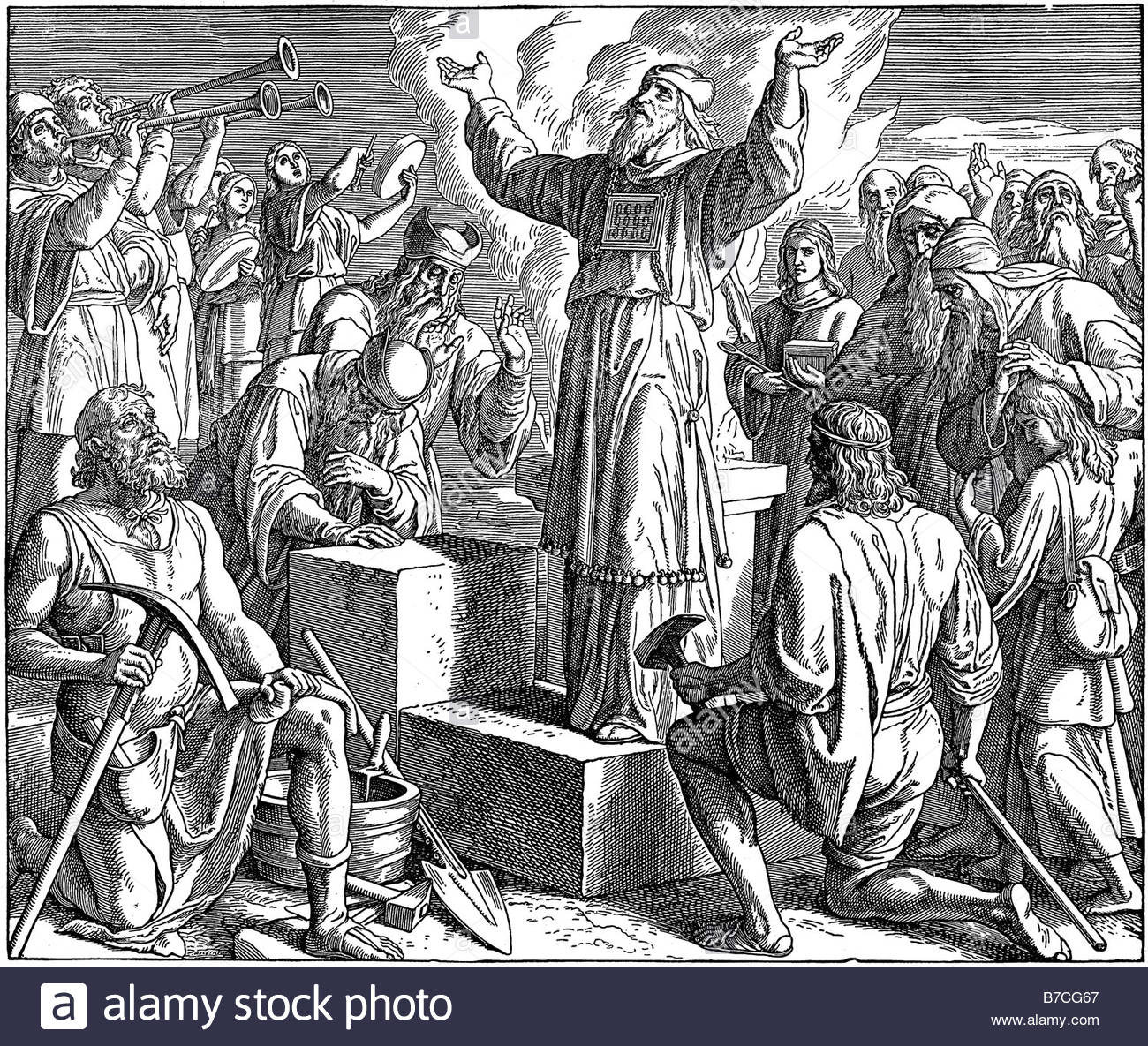 Do you think the pagan sailors were converted?