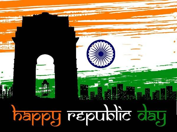 50 Beautiful Happy Republic Day Wishes and Wallpapers - Republic Day Wishes
