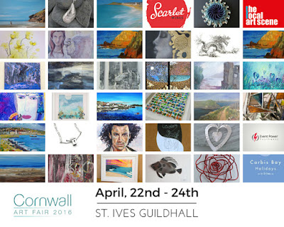 Cornwall Art Fair - St Ives