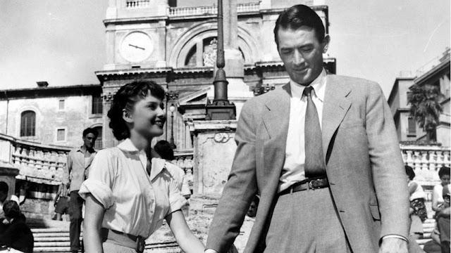 Audrey Hepburn - Gregory Peck