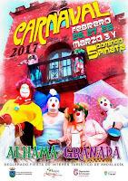 Carnaval de Alhama de Granada 2017