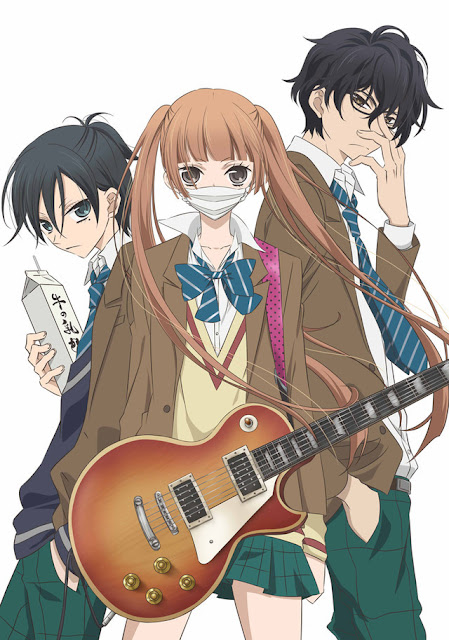 Anonymous Noise Anime