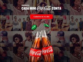 promoção  Ganhe Coca-Cola grátis no McDonalds