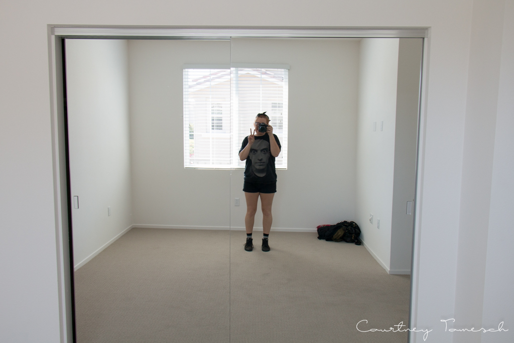 Courtney Tomesch Apartment Moving