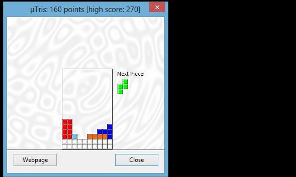 Cara Memainkan Game Tetris Pada Aplikasi uTorrent