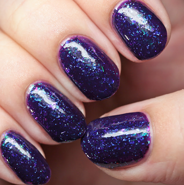Grace-full Nail Polish Orbing Beauty