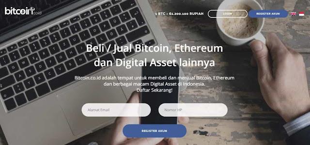 Sederhana : Tutorial Trading Bitcoin di Bitcoin.co.id