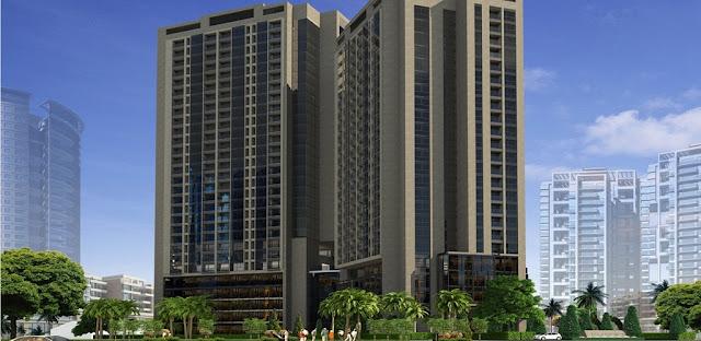 Bán chung cư Osaka Complex bộ công an căn A-4.07 giá 1.497 tỷ/căn