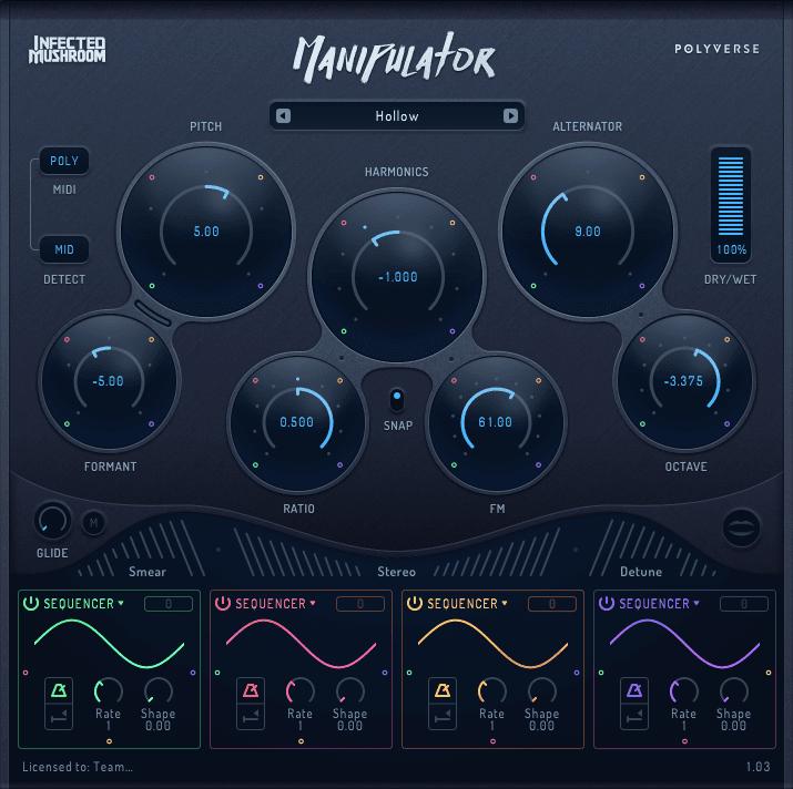 Polyverse Music - Manipulator v1.0.3 Full version