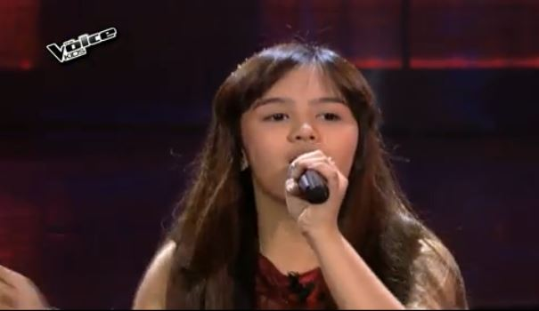 Atascha Mercado turns 3 chairs on 'The Voice Kids' Season 2