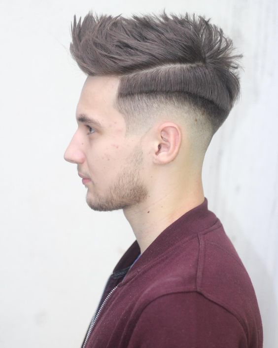 Corte de pelo sombra baja