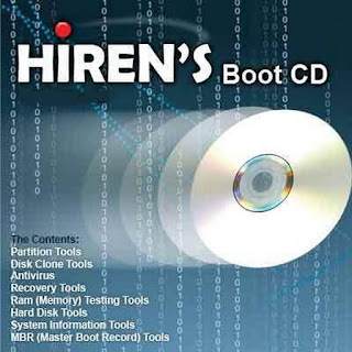 Hirens Boot CD 15.2 + Ghost Full Download