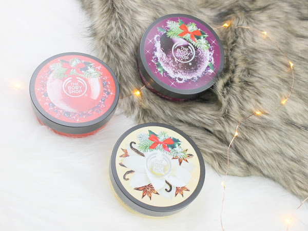 The Body Shop Kerst Bodybutters