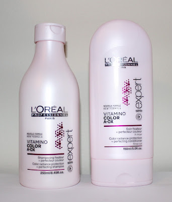 L'Oréal Professionnel Vitamino Color A-OX Shampoo & Conditioner