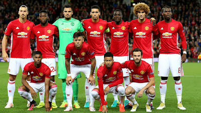 Manchester United Beat Barca And Real Madrid To Top Forbes List Of Most Valuable Football Team On The Planet With £2.85bn Valuation
