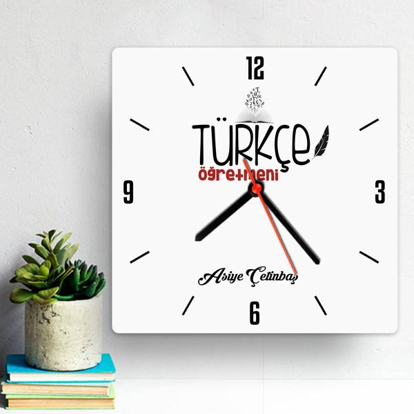 Türkçe öğretmeni hediyeleri