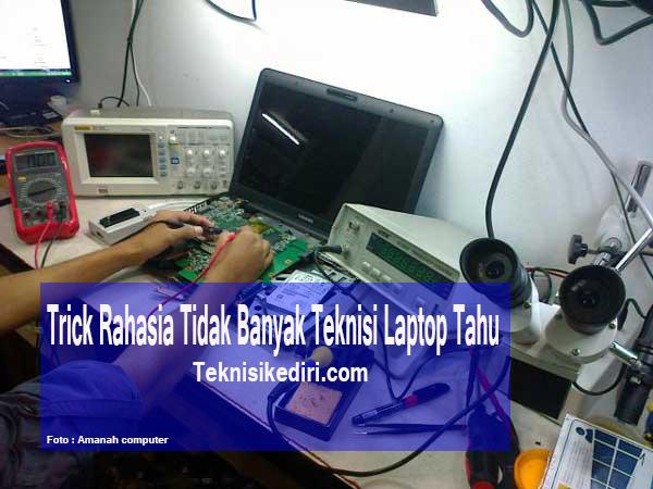 tempat kursus service laptop online