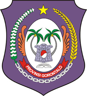 Gambar lambang Provinsi Gorontalo