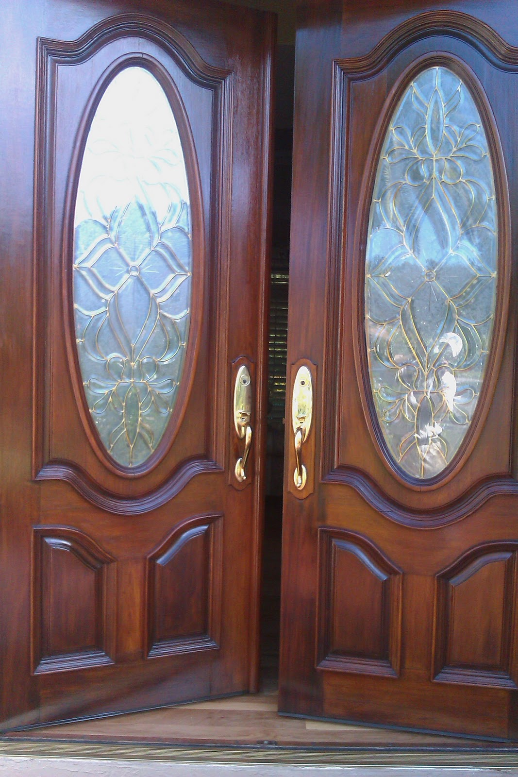 Doors Windows: Painting Tampa Bay: Door Refinishing