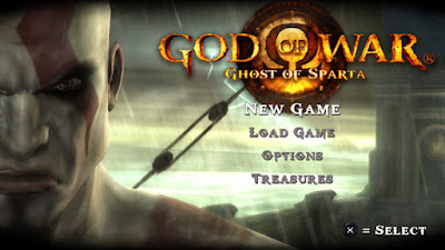 God Of War Ghost Of Sparta PPSSPP ISO CSO (Update 2017)