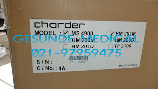 Kemasan Timbangan Charder MS4900