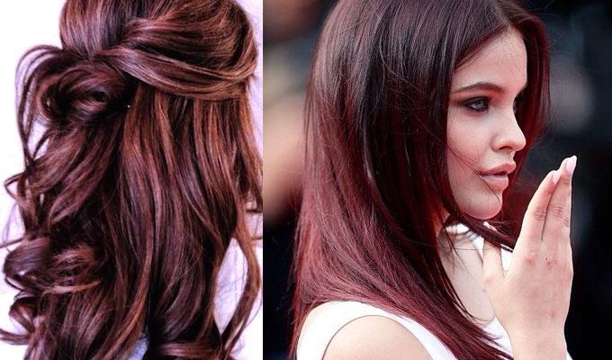 Favoloso Salute e bellezza: home : Moda capelli 2016: il cherry bombre è il  IX11