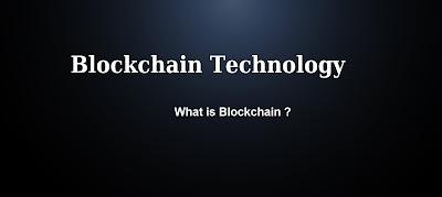 شرح لتكنولوجيا البلوكتشاين