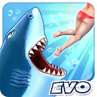 Hungry Shark Evolution Apk Mod Moedas Infinitas