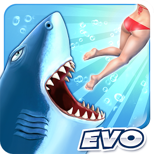 Hungry Shark Evolution v7.2.0 Apk Mod [Moedas Infinitas]