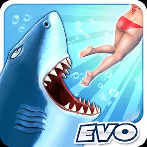 Hungry Shark Evolution v8.1.0 Apk Mod [Moedas Infinitas]