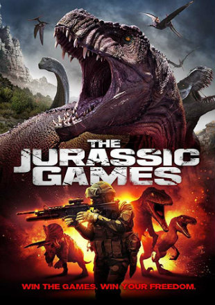 The Jurassic Game 2018-HDRip-720p Single Audio