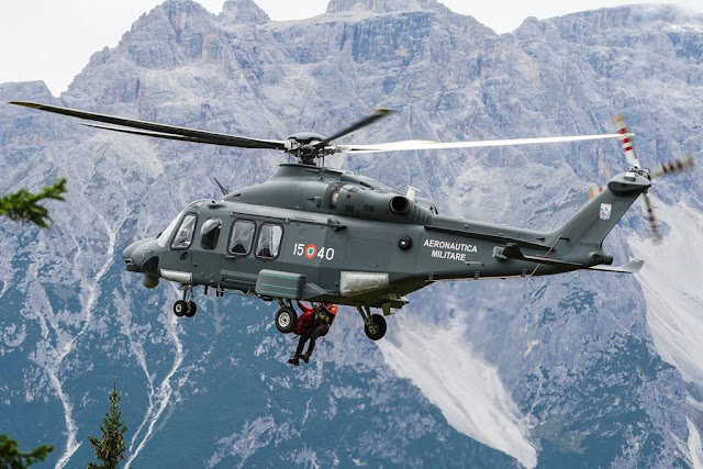 Aeronautica esercitazione Grifone