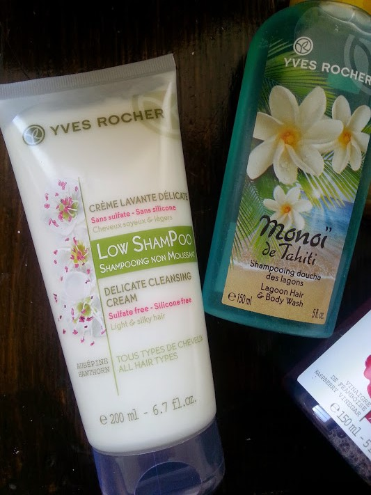 Summer Ready with Yves Rocher
