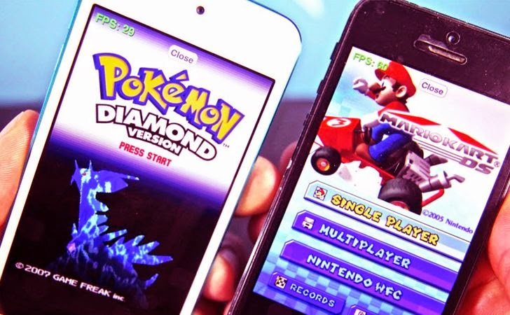 iOS 8 'Date Trick' Loophole Allows Installing Nintendo Games