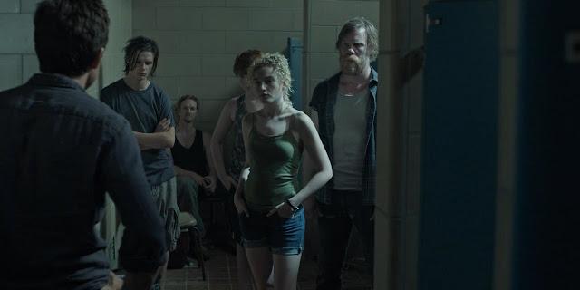 Charlie Tahan, Christopher James Baker, Julia Garner, Marc Menchaca - Ozark (2017)