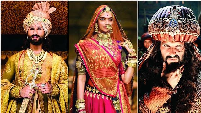 """Padmaavat"" Box Office Collection Day 5: Deepika Padukone, Ranveer Singh And Shahid Kapoor's Film"