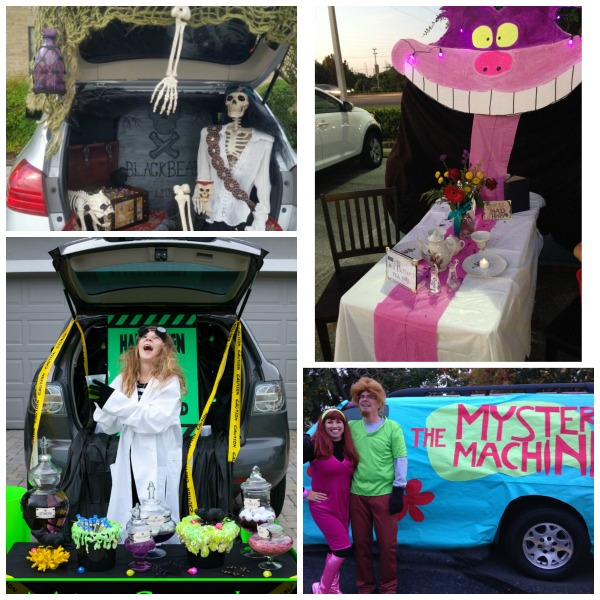 40 incredible trunk ideas for halloween trunk or treating