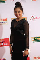 Vennela in Transparent Black Skin Tight Backless Stunning Dress at Mirchi Music Awards South 2017 ~  Exclusive Celebrities Galleries 058.JPG