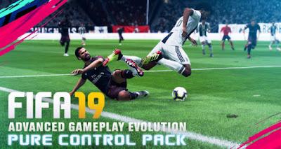 FIFA 19 AGPE Pure CTRL Pack 2019