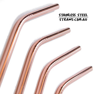 Rose Gold Four Pack plus cleaning brush