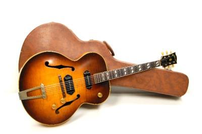 Electric Guitar Price Guide : guitar eureka post 653 ebay price guide vintage 1950 gibson es 300 es300 electric guitar wow ~ Vivirlamusica.com Haus und Dekorationen