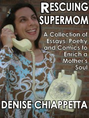 Rescuing Super Mom book ordering page