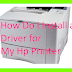 How Do I Install a Driver for My Hp Printer