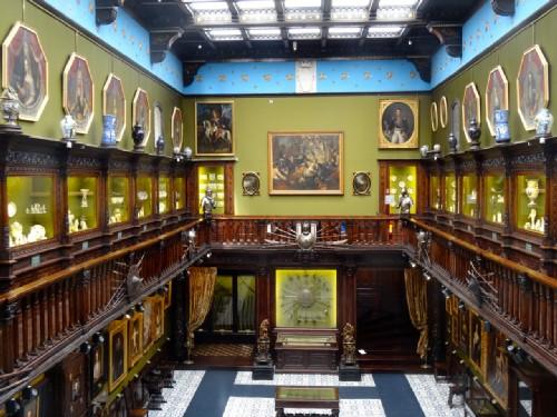 il museo civico gaetano filangieri di napoli